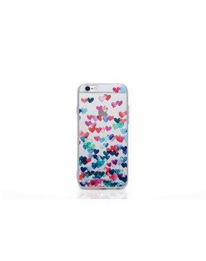 Smartphonehoesje iPhone 6s | Summervibes met hartjes