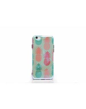 Smartphonehoesje iPhone 7 / 8   Ananassen