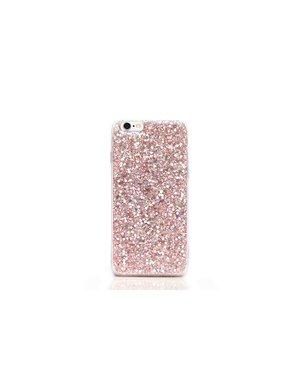 Smartphonehoesje iPhone X / XS   Bling met glitters