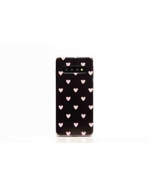 Smartphonehoesje Samsung S10 | Hartjes