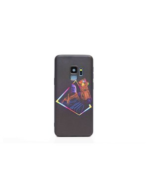 Smartphonehoesje Samsung S9 | Marvel's Thanos