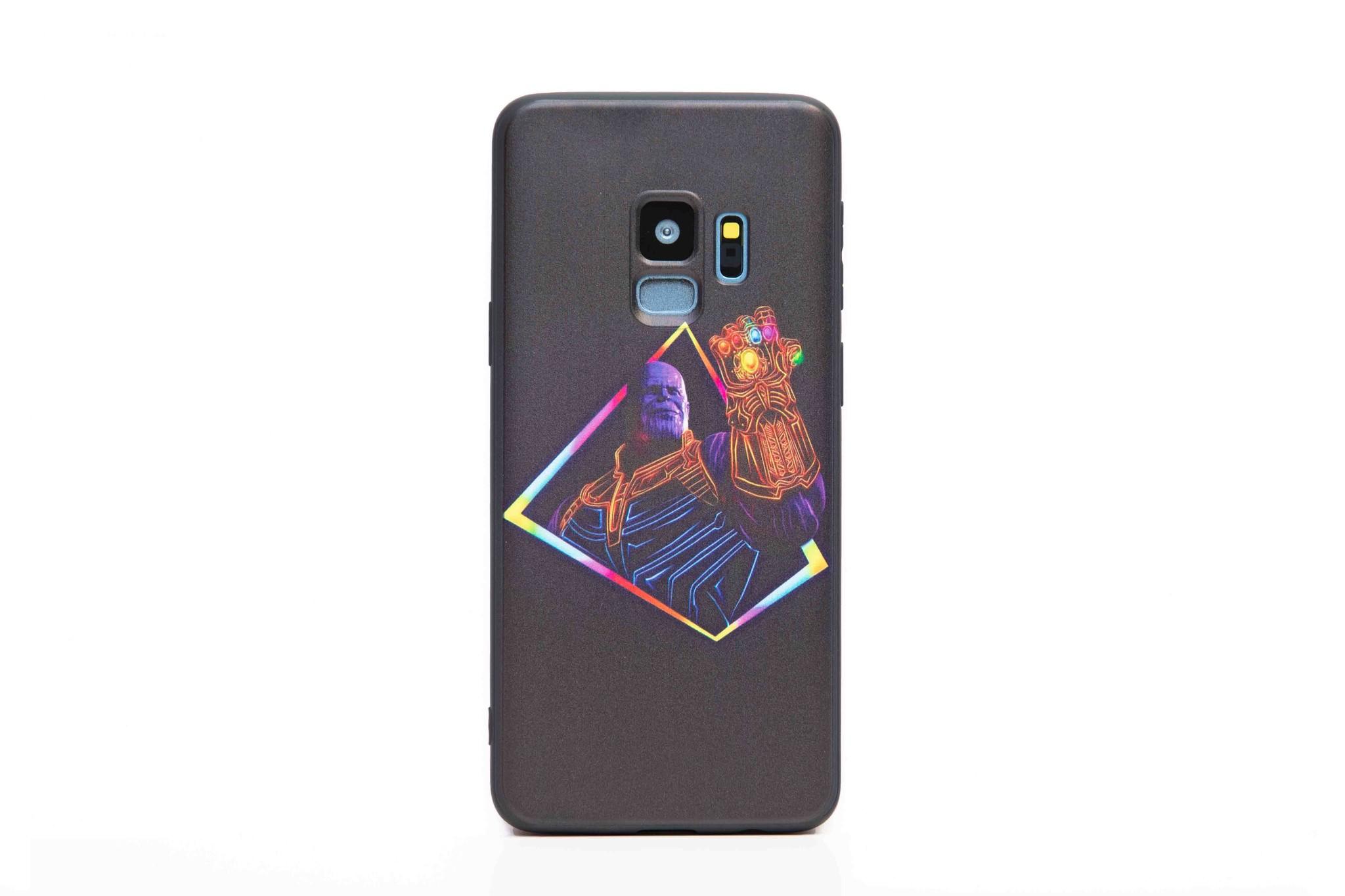 Smartphonehoesje Samsung S9 | Marvel's Thanos