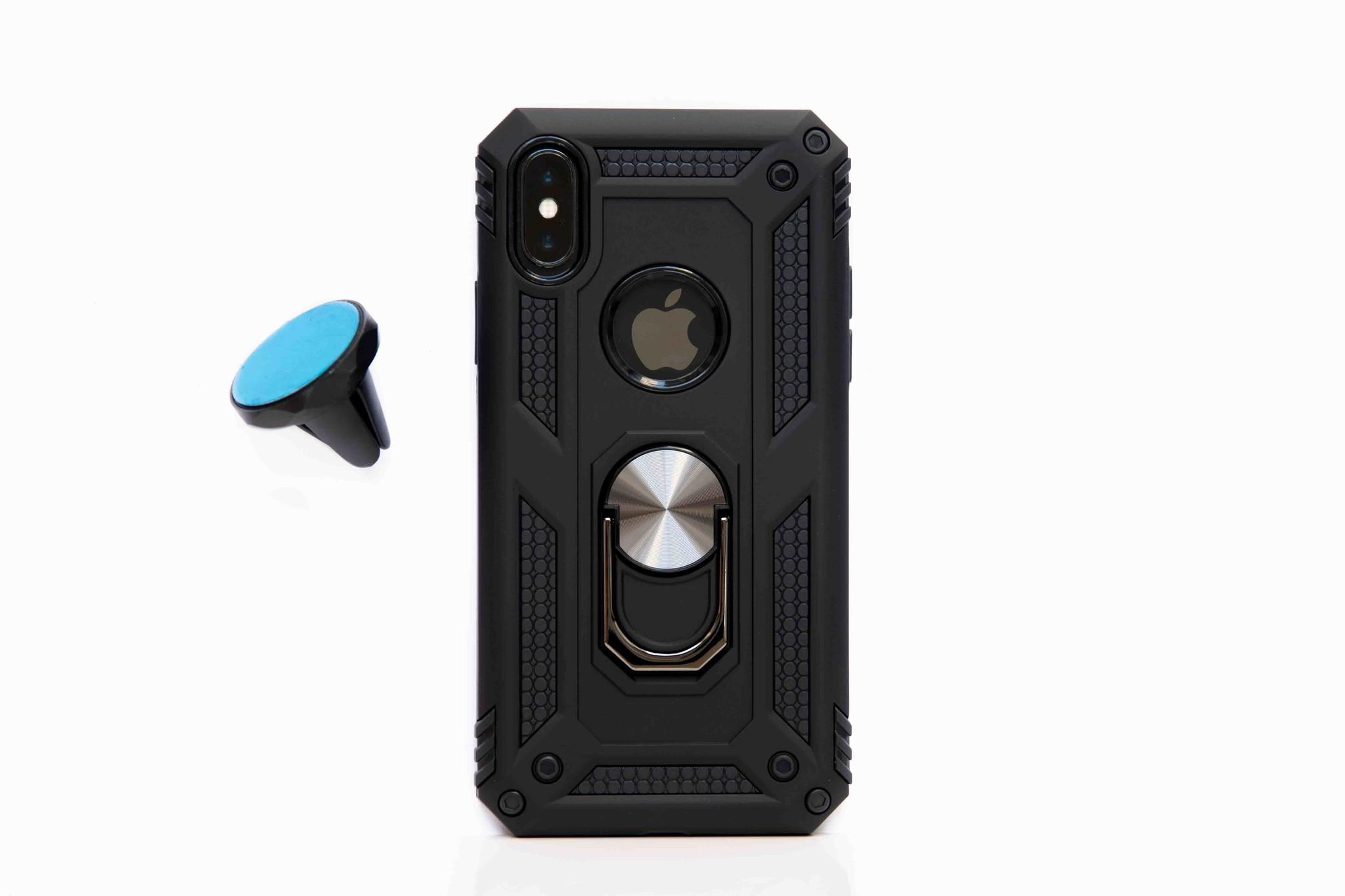 Smartphonehoesje Samsung S9 | Shockproof met magneet