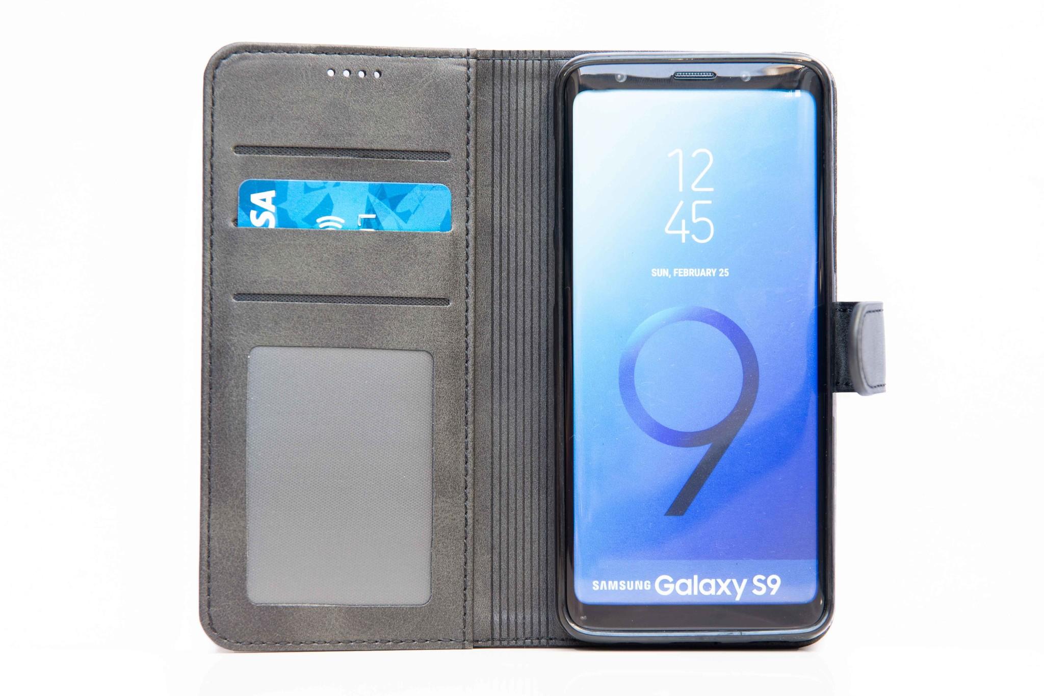 Smartphonehoesje Samsung S9 | Portemonnee (flipcase)