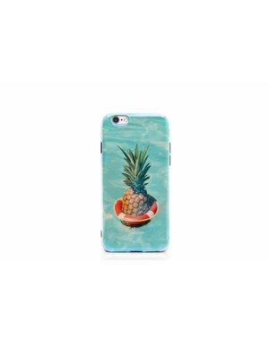 Smartphonehoesje iPhone 7 / 8   Ananas