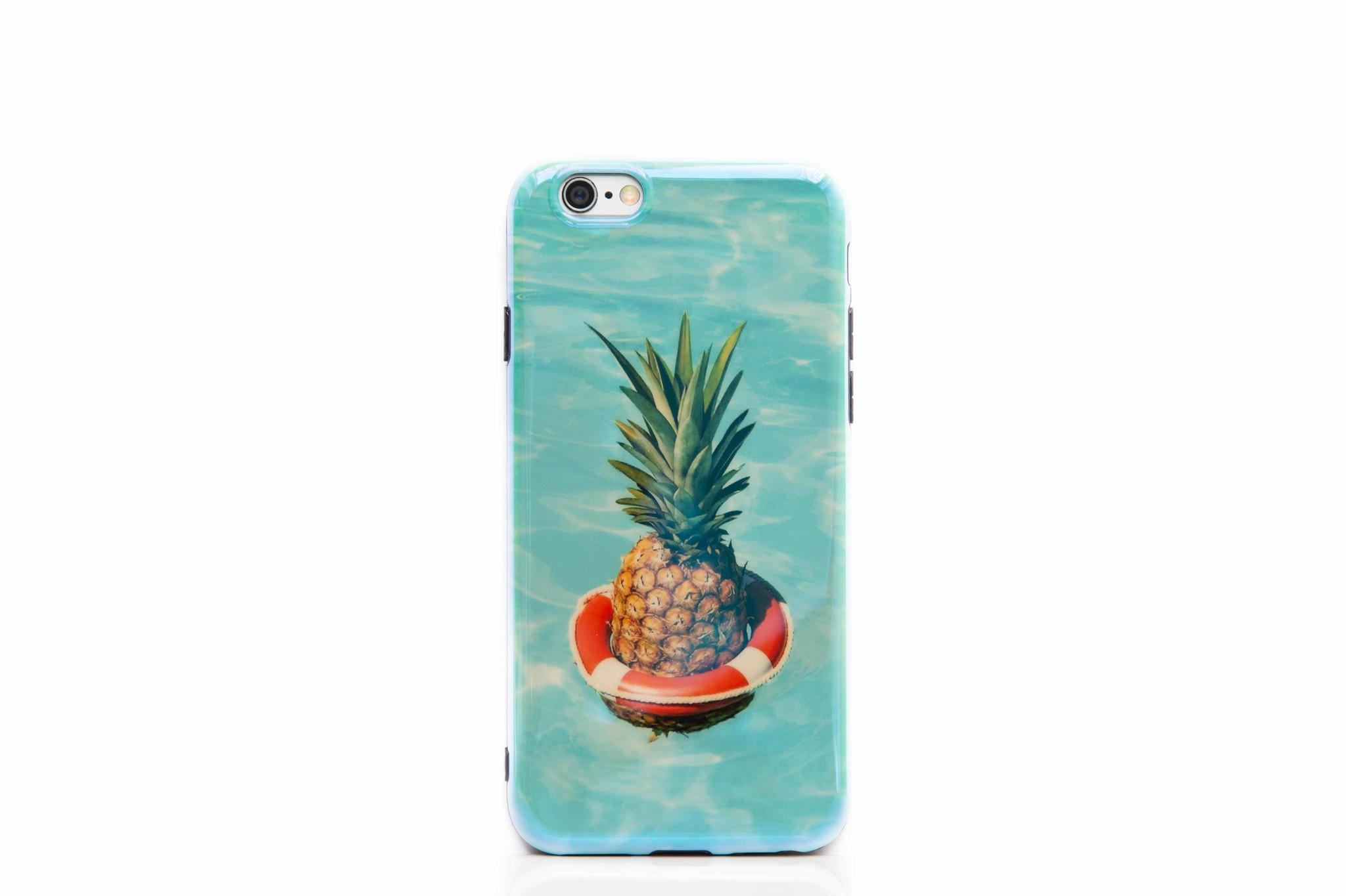 Smartphonehoesje iPhone 7 / 8 | Ananas