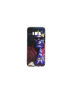 Smartphonehoesje Samsung S8 | Marvel's Thanos