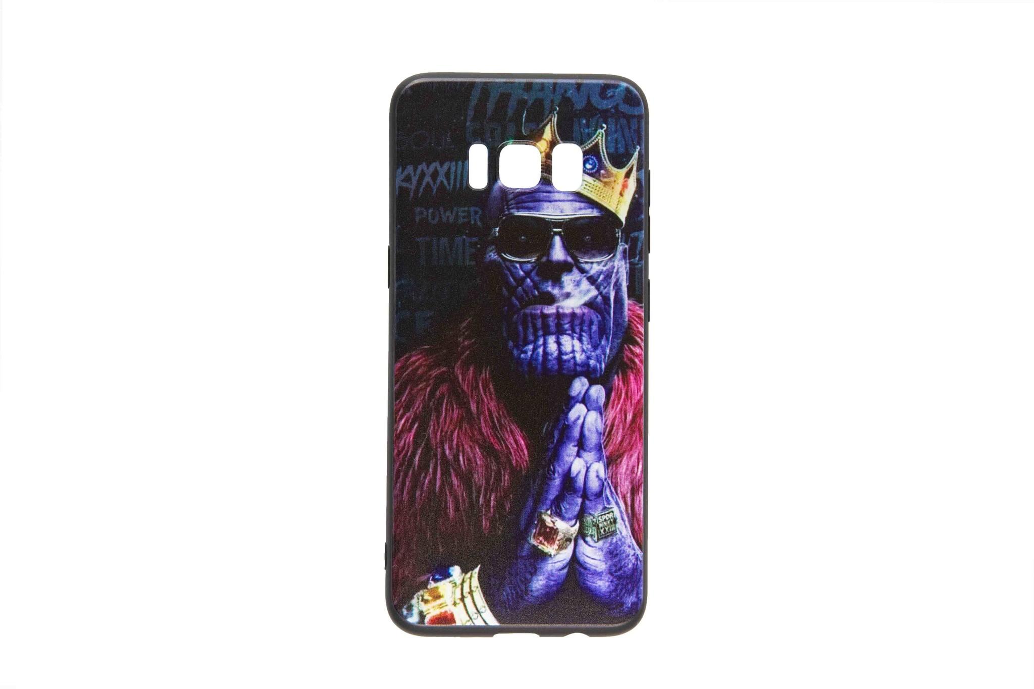 Smartphonehoesje Samsung S8 | Marvel's Thanos