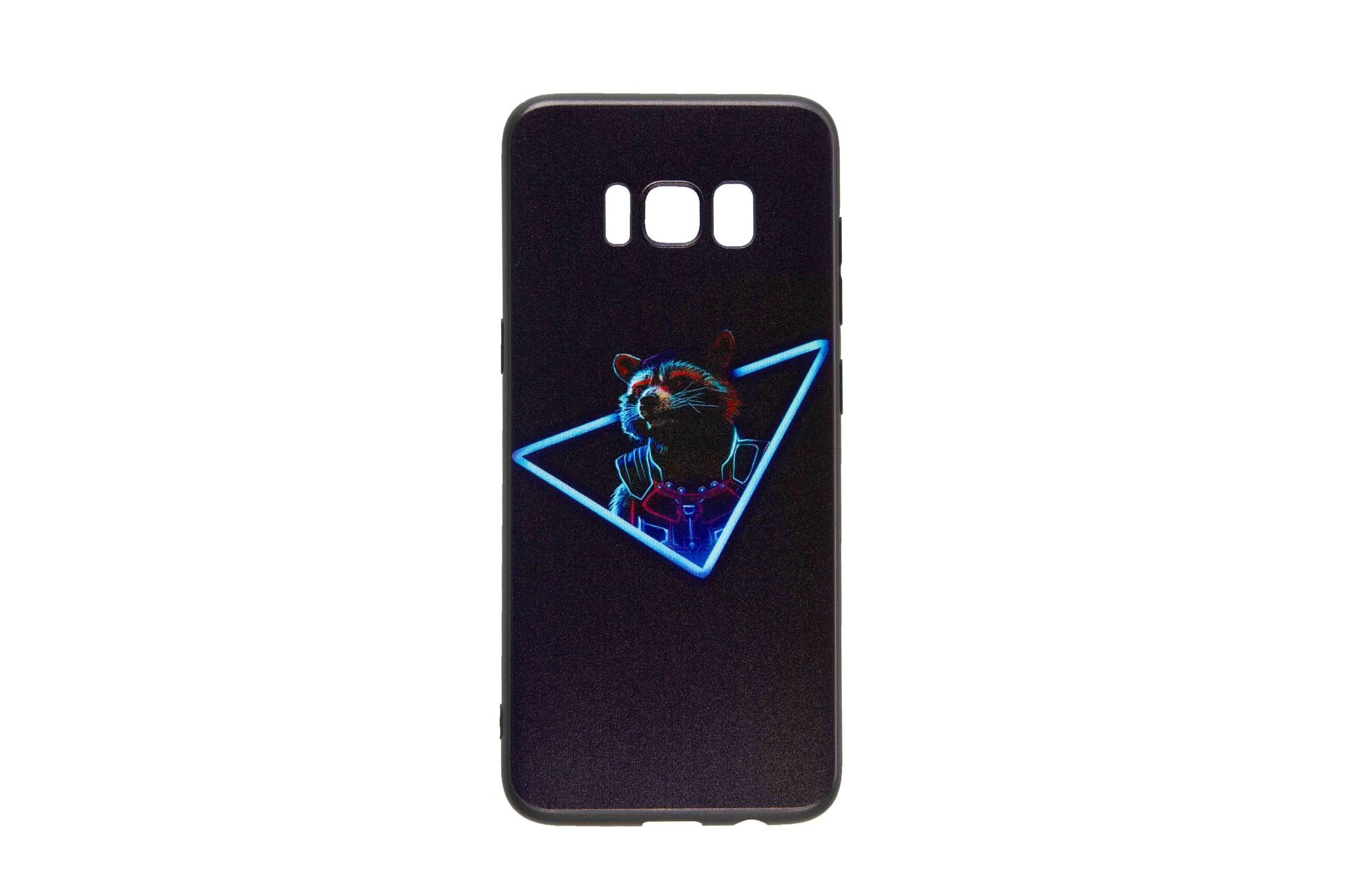 Smartphonehoesje Samsung S10 plus | Marvel's Rocket