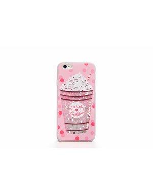 Smartphonehoesje iPhone 6s | Unicorn milkshake