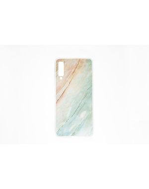 Smartphonehoesje Samsung A7 | Marmerlook