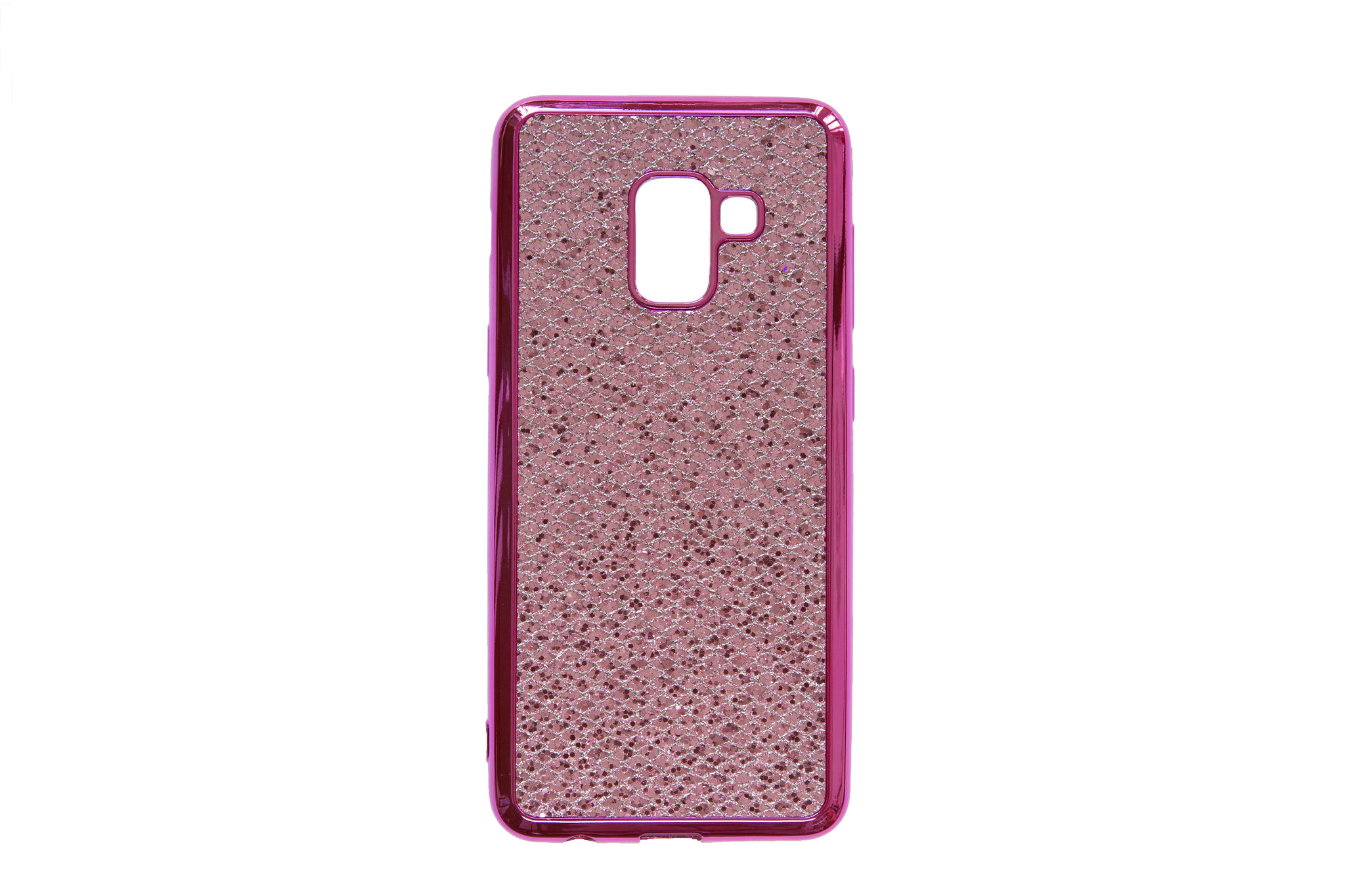 Smartphonehoesje Samsung A50 | Bling roze
