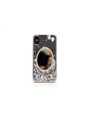 Smartphonehoesje iPhone X / XS | Bling met spiegel