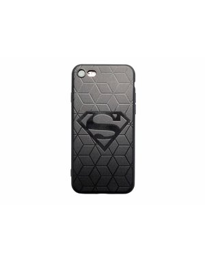 Smartphonehoesje iPhone 7 / 8 | Superman logo