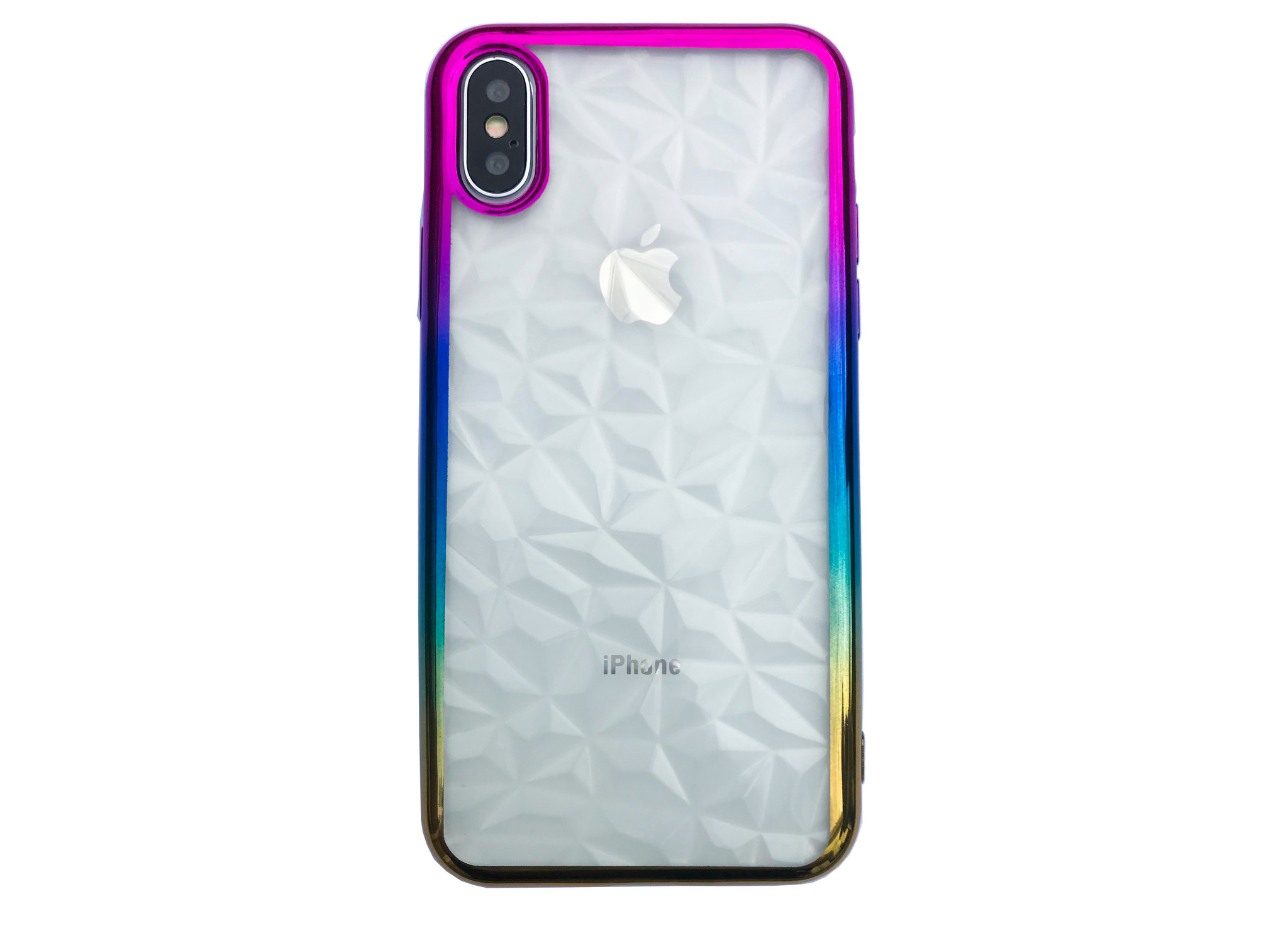 Smartphonehoesje iPhone 6s | Multicolor rand