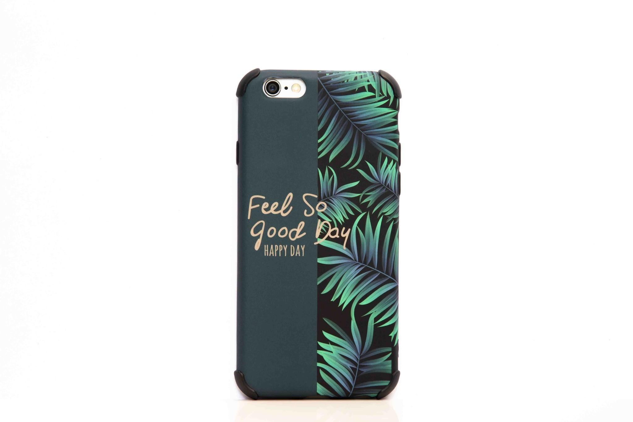 Smartphonehoesje iPhone 7 / 8 | Summervibes | Groen