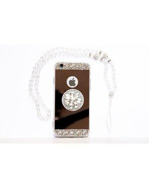 Smartphonehoesje iPhone 7 / 8 | Bling met ketting