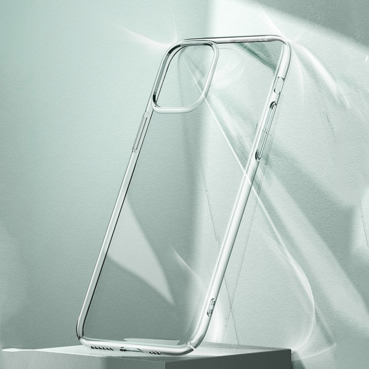 Smartphonehoesje iPhone 7 plus / 8 plus | Transparant