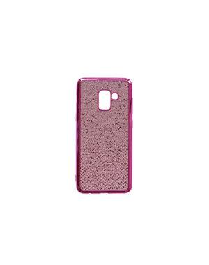 Smartphonehoesje Samsung A8 | 2018 | A530 | Bling met glitters