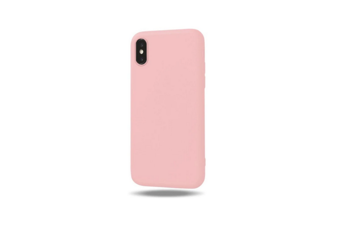 Smartphonehoesje iPhone XR | Roze