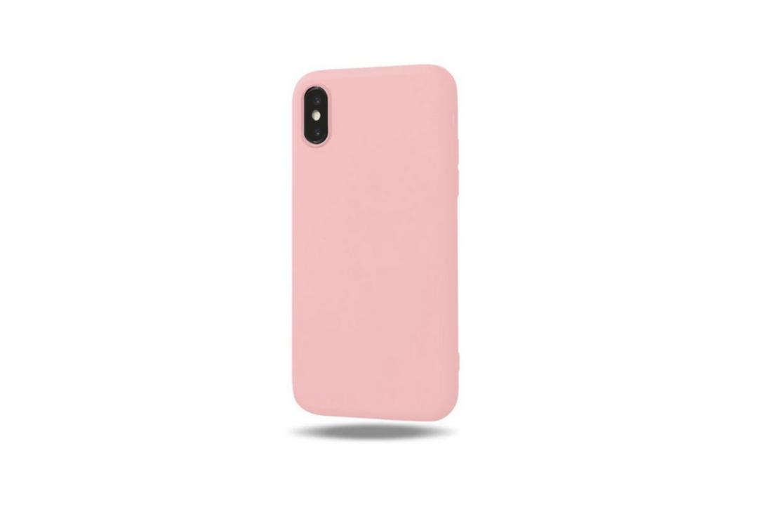 Smartphonehoesje iPhone XS Max | Roze