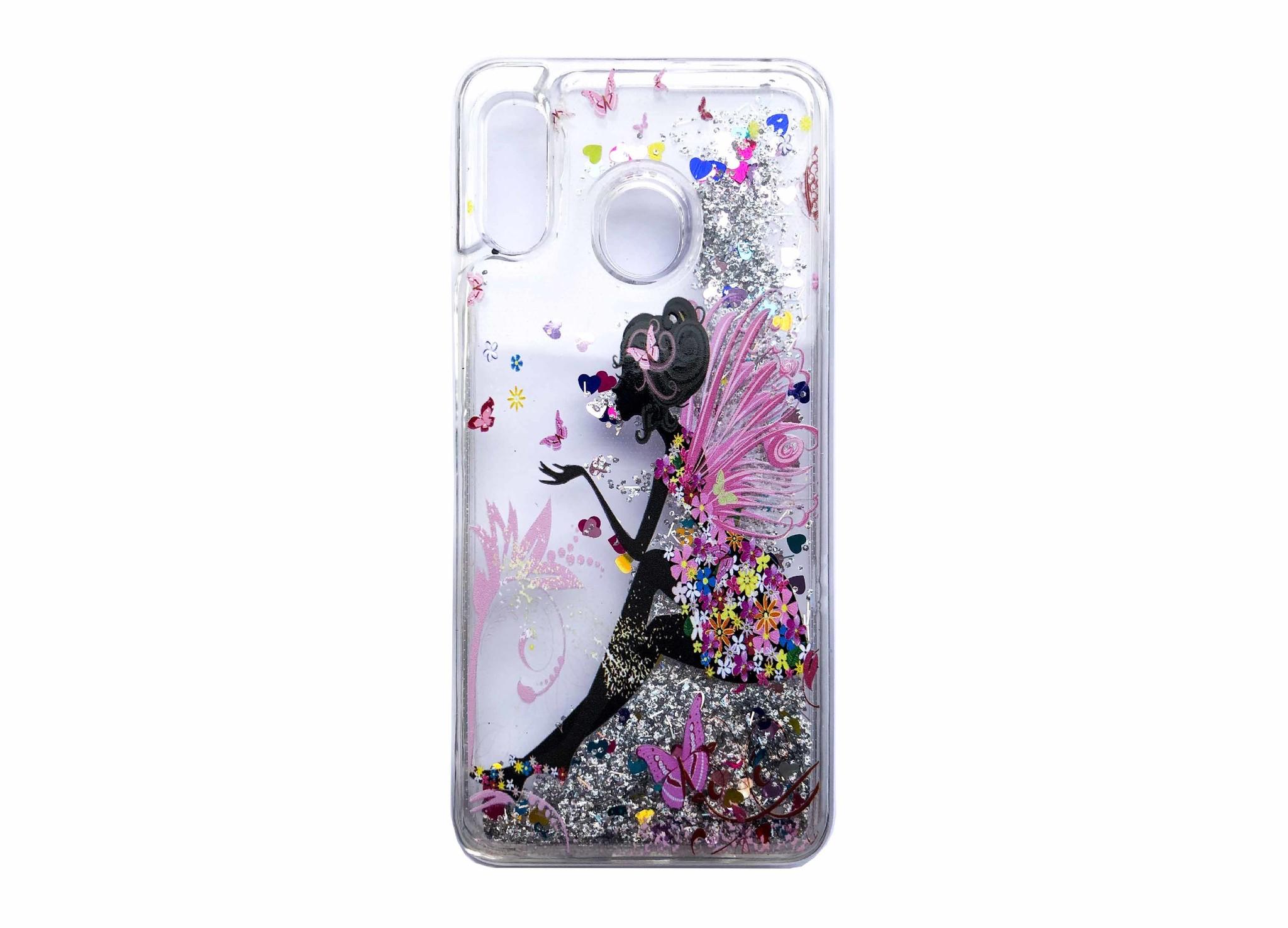 Smartphonehoesje Samsung A30 | Bling (Elf) | Multicolor