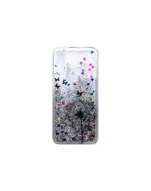 Smartphonehoesje Samsung A50 | Bling (met Glitter) | Multicolor