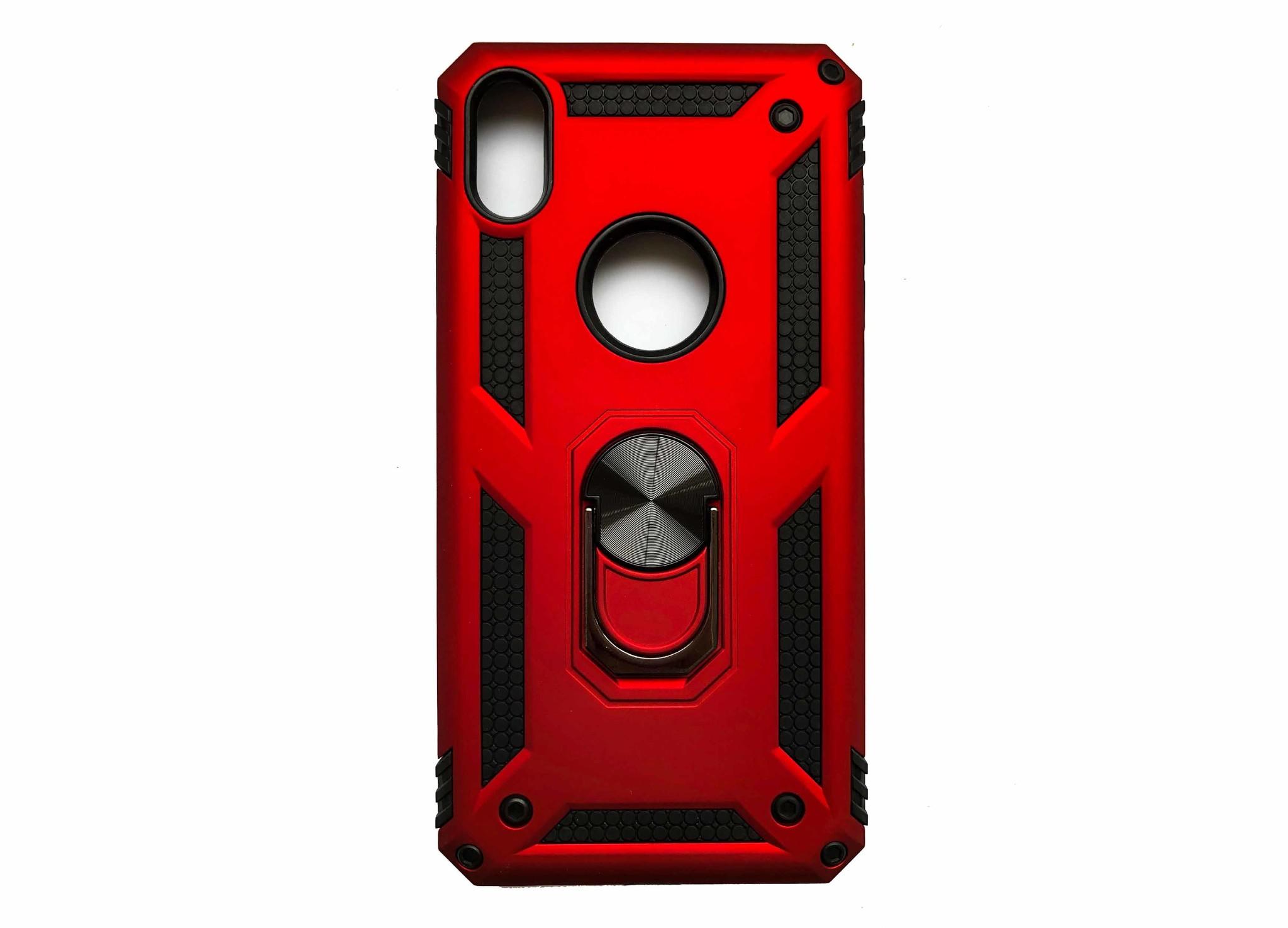 Smartphonehoesje iPhone XR | Shockproof met magneet