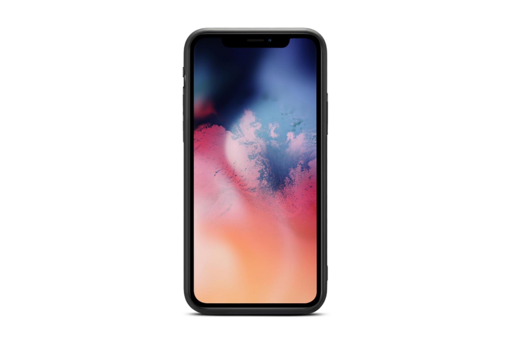 Smartphonehoesje iPhone 11 Pro Max | Portemonnee | Zwart