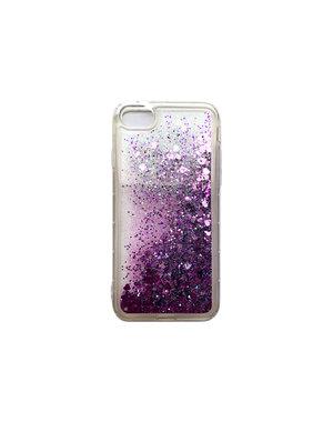 Smartphonehoesje iPhone X / XS | Bewegende hartjes