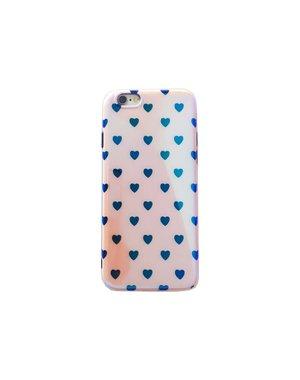 Smartphonehoesje iPhone 6s | Hartjes print