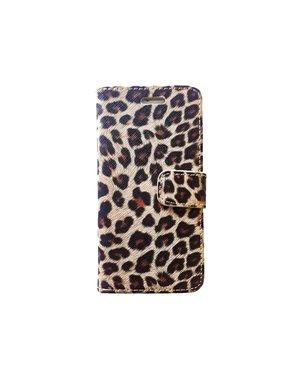 Smartphonehoesje iPhone 7 / 8 | Portemonnee - dierenprint