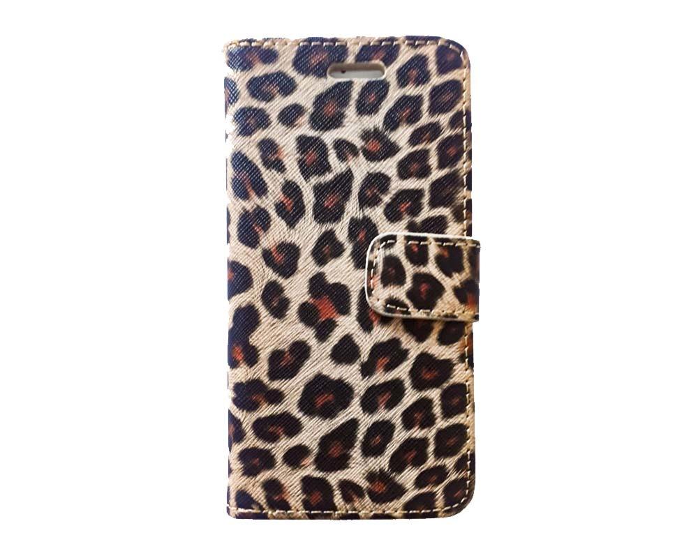 Smartphonehoesje iPhone 7 / 8 | Portemonnee | Dierenprint