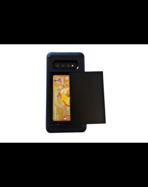 Smartphonehoesje Samsung S10 | Pasjesschuif
