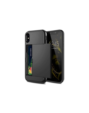Smartphonehoesje iPhone 7 plus / 8 plus | Pasjesschuif