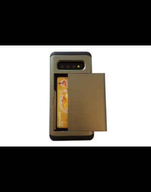 Smartphonehoesje Samsung S9 | Pasjesschuif