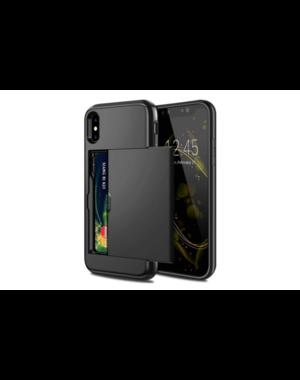 Smartphonehoesje iPhone XR | Pasjesschuif