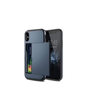 Smartphonehoesje iPhone XS Max | Pasjesschuif