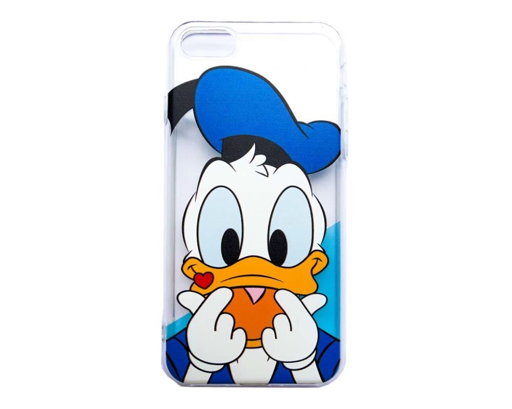 Smartphonehoesje iPhone 6 Plus | Donald Duck | Disney