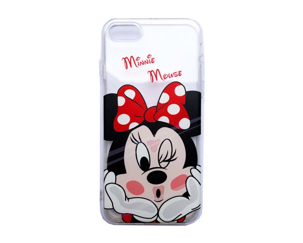 Smartphonehoesje iPhone 7 / 8 | Minnie Mouse