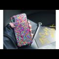 Smartphonehoesje iPhone XR | Bling met glitters