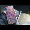 Smartphonehoesje iPhone XS Max | Bling met glitters