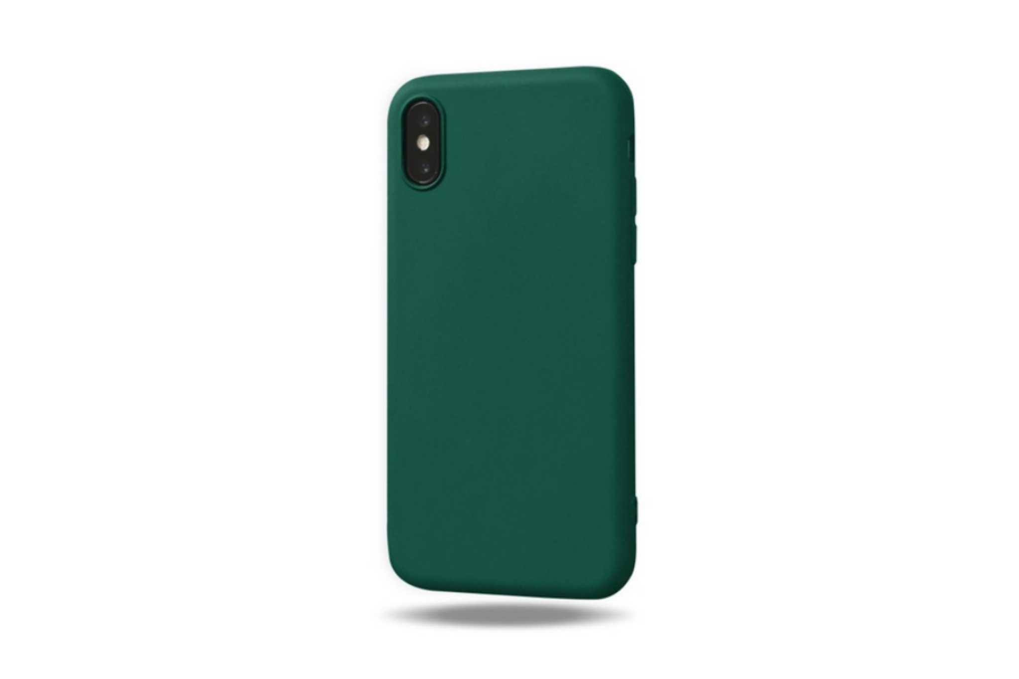 Smartphonehoesje iPhone X / XS | Groen