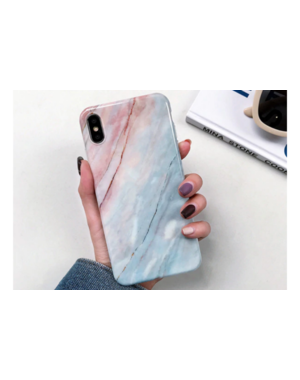 Smartphonehoesje iPhone 7 / 8 / Plus | Marmerlook