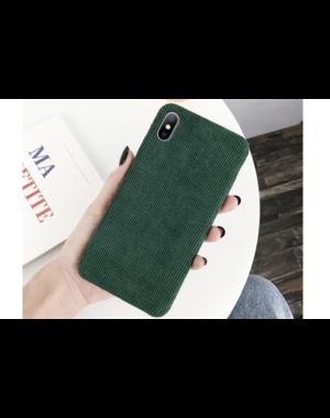 Ribstof telefoonhoesje iPhone 11 Pro