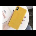 Ribstof telefoonhoesje iPhone 11 Pro Max