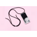 Smartphonehoesje iPhone 11 Pro | Koord en glitters