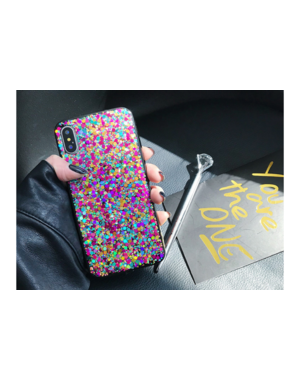 Smartphonehoesje iPhone 11 Pro Max   Bling met glitters