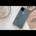 Smartphonehoesje iPhone 12 (Pro) | Groen/blauw
