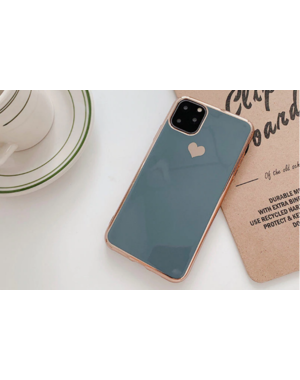 Smartphonehoesje iPhone 12 (Pro)   Groen/blauw